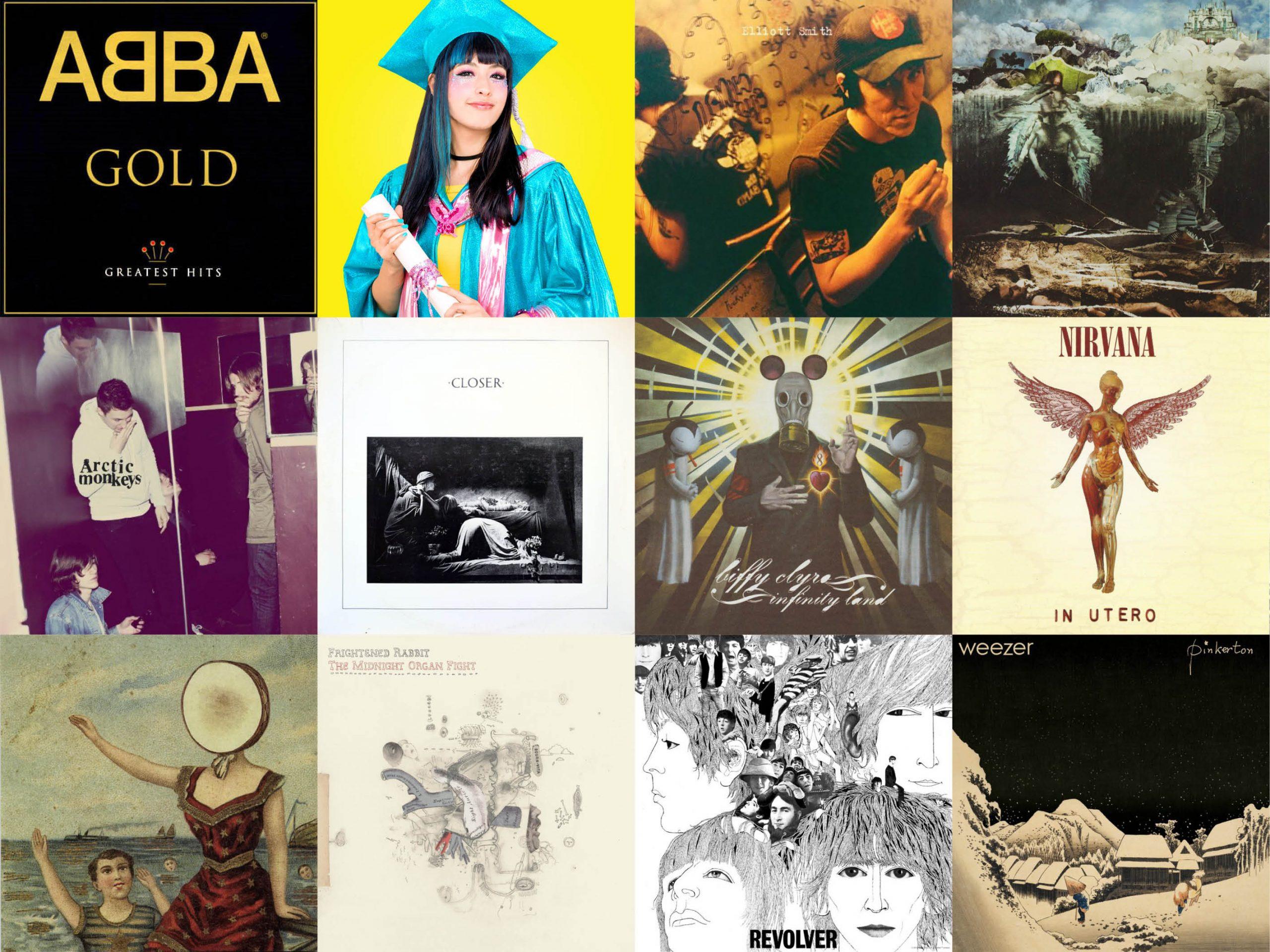 Dales' albums