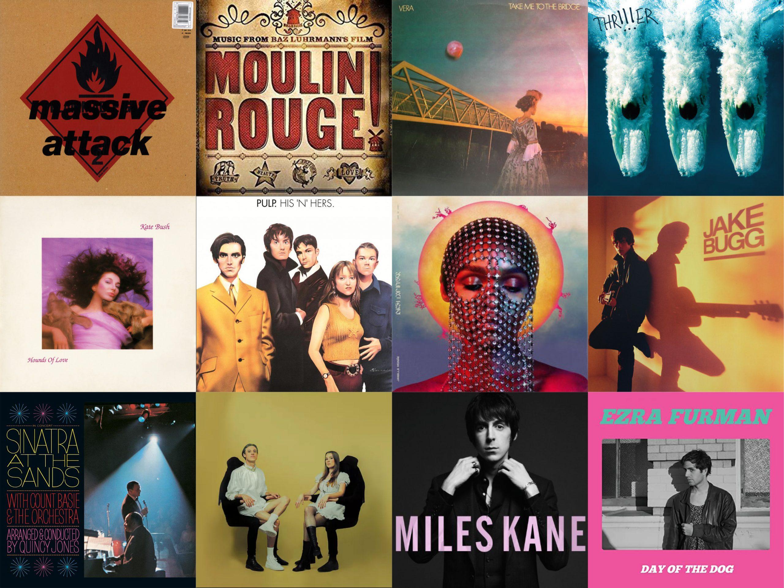 Elsie's 12 albums